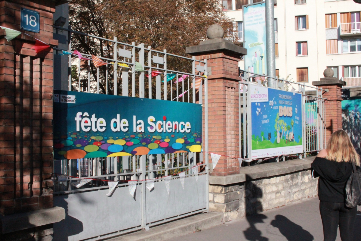 image fête de la science