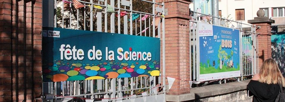 Appel à projet fête de la science 2017